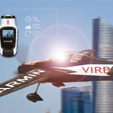 Garmin vuela en el Red Bull Air Race World Championship